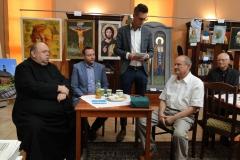 Spotkanie z dr Jackiem Musiałem - XV Festiwal Ekumeniczny