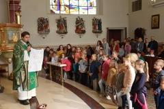 Msza Święta z udziałem dzieci - Niedziela 22 września