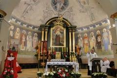 Peregrynacja relikwii Św. Melchiora Grodzieckiego - Zakończenie